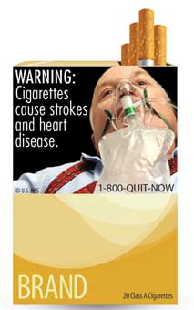 FDA Cigarette Warning Label 3