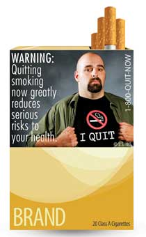 FDA Cigarette Warning Label 4