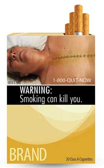 FDA Cigarette Warning Label 6