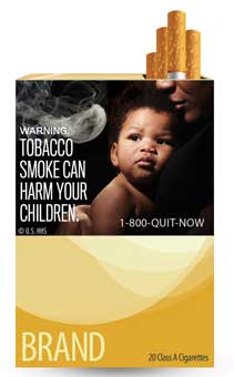FDA Cigarette Warning Label 7
