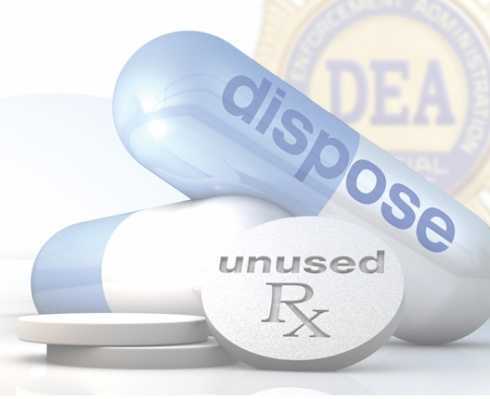 Prescription Drug Take-Back Day by the DEA